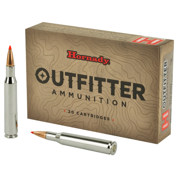 Hornady Outfitters 270win 130gr GMX - 20rd Box