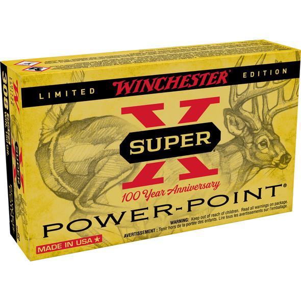 Winchester Super-X - 30-30 Win 150 Grain Power-Point - 20 Rds