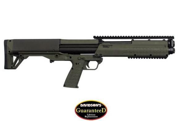 "Kel-Tec KSG OD Green12ga Bullpup 14rd Shotgun 18.5"""