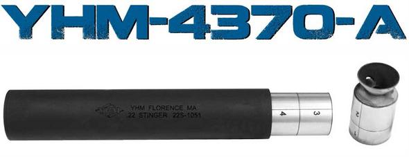 YHM Stinger 22 Suppressor
