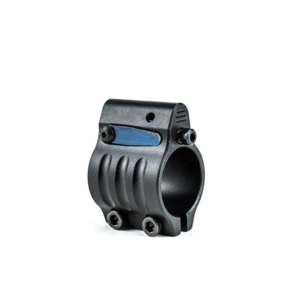 SLR Rifleworks Sentry 7 Clamp On Premium Adjustable Gas Block - Melonite