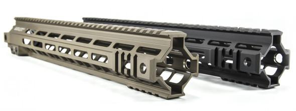 "Geissele 9.3"" Super Modular Rail MK4 MLOK - Black"