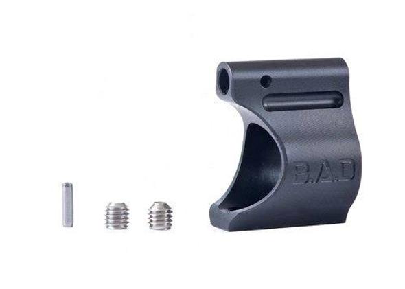 "Battle Arms Lightweight Low Profile Titanium Gas Block .625"" Black Ionbond PVD"