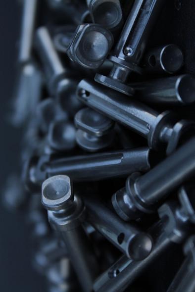 V Seven AR15 Titanium Easy Pull Pin Set