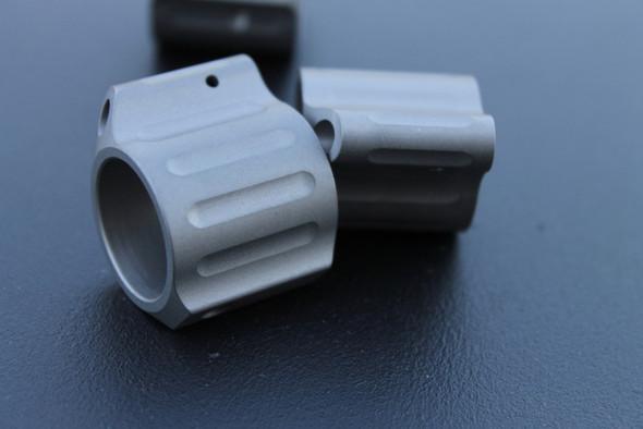 V Seven Titanium Gas Block .750