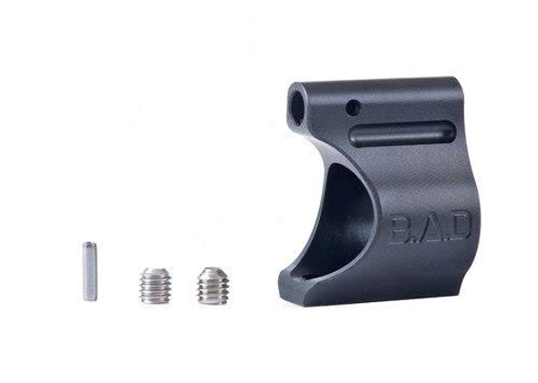 "Battle Arms Lightweight Low Profile Titanium Gas Block .750"" Black Ionbond PVD"