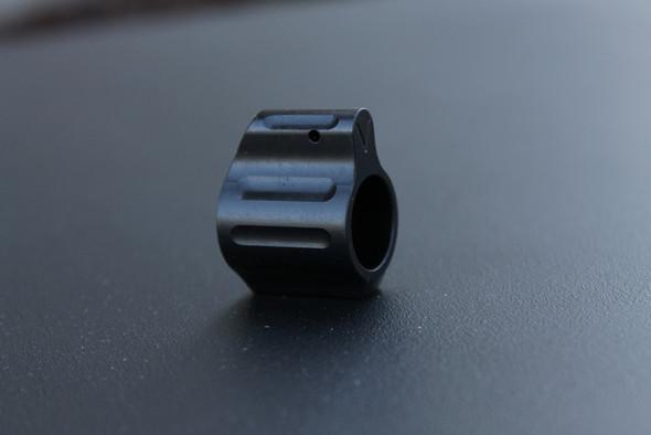 V Seven Titanium Gas Block .625 Ion Bond Black