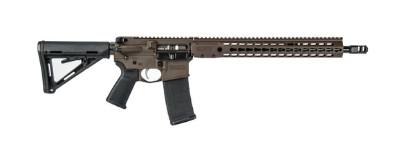 """Barrett REC7 Gen II DI 5.56 16"""" Multi Roll Brown (BAR15983)"""