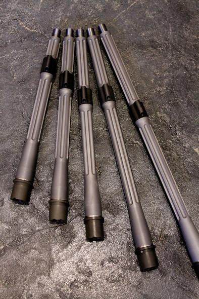 "V Seven Stainless Match Barrel 5.56mm 16"" Fluted"
