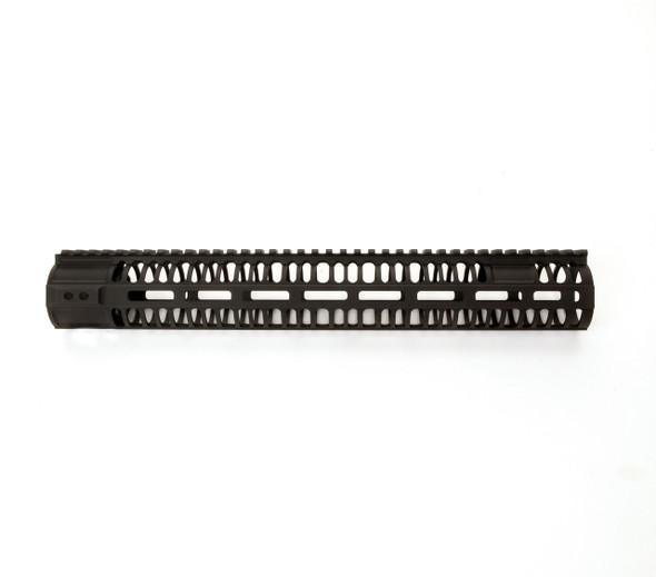 """2A Armament Xanthos XRVC 15"""" Rail M-LOK - Large Frame"""