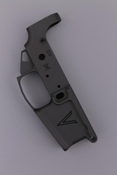 V Seven 7075 EX Enlightened AR-15 Lower Receiver