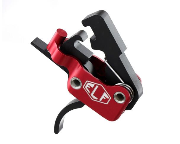 ELF SE AR15 / AR10 Trigger Curved Bow