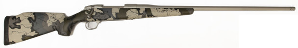 "Fierce Fury 28 Nosler"" Titanium with Kuiu Vias Stock w/ Titanium Muzzle Brake"