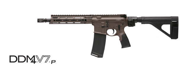 Daniel Defense V7P 300 Blackout Mil Spec+