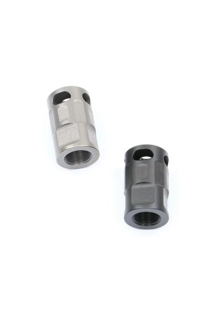 V Seven 5.56 Titanium Micro Brake - Black Titanium