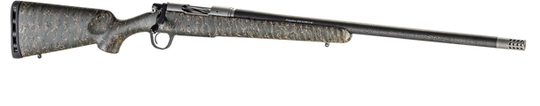 "Christensen Arms Ridgeline 6.5 Creedmoor 24"" Green Stock"