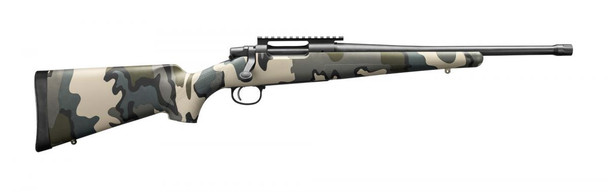 "Remington Model 7 Kuiu 300blk 16"" Threaded"