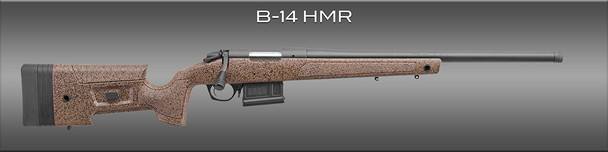 "Bergara B-14 HMR 6.5 Creedmoor 22"" Threaded"