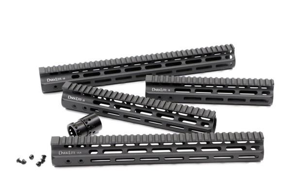 Dark Hour Defense Magnesium Dark Lite AR15 Handguard MLOK