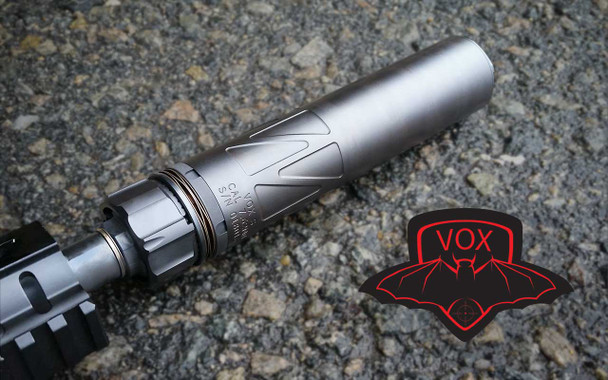 Energetic Armament VOX S w/ Direct Thread Adapter