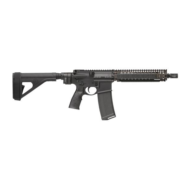 Daniel Defense MK18 Pistol with LAW Tactical folder - FDE/Black