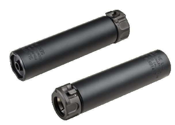 SureFire SOCOM556-RC2 - Black (SOCOM556-RC2-BK)