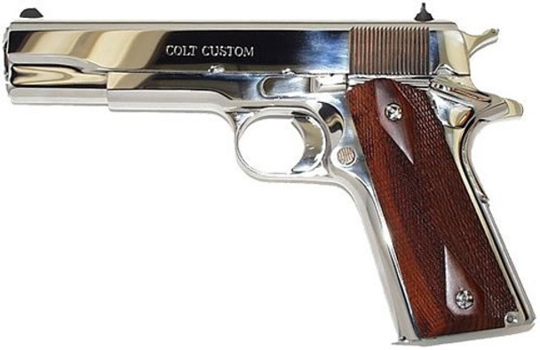COLT GOVERNMENT 38 SUPER BRIGHT STAINLESS (O2071ELC2)