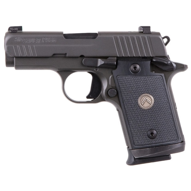 Sig Sauer P938 Legion 9mm X-Ray Night Sights