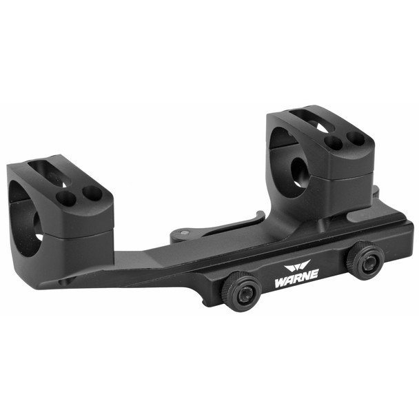 Warne Quick Detach Extended Skeletonized Scope Mount