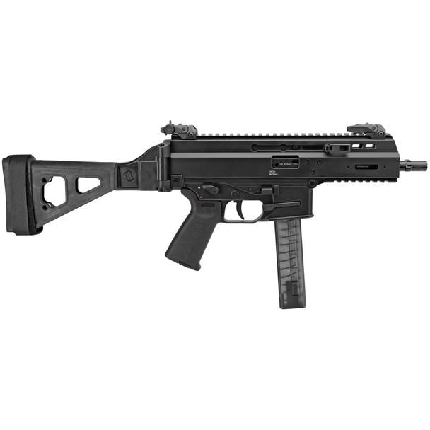 "B&T APC9k Pro SB Brace 9mm 5.5"" Threaded 3 Lug 30rd"