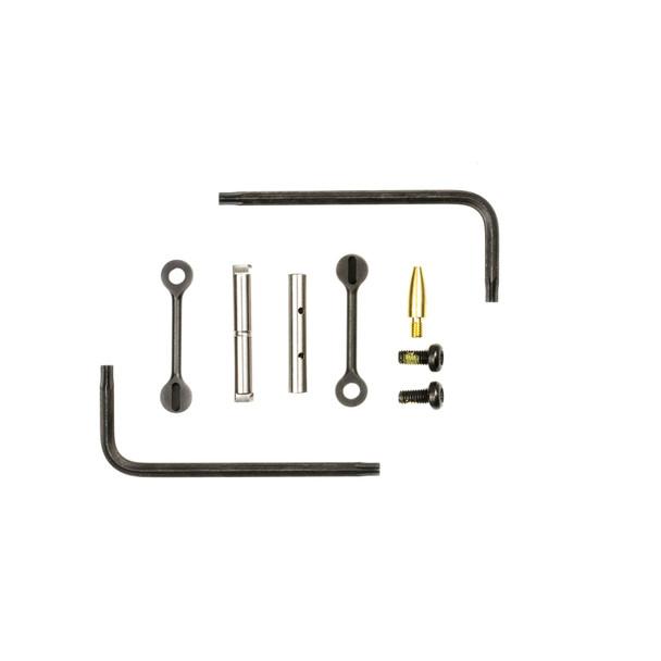 KNS Precision .154 Non-Rotating Trigger / Hammer Pins - Black