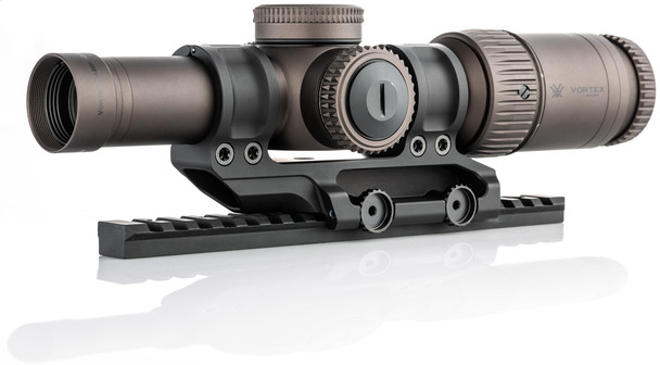 Ultra high-performance scope mount.