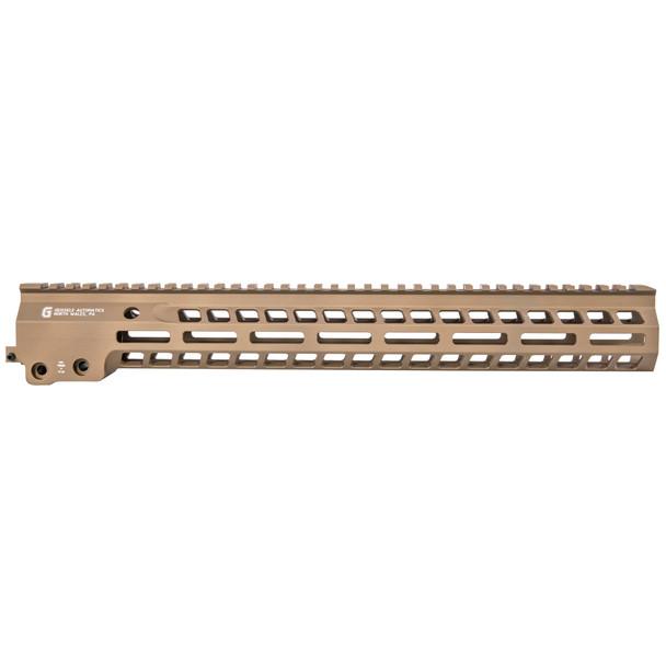 "Geissele Super Modular Rail MK14 M-LOK® 15"" DDC"