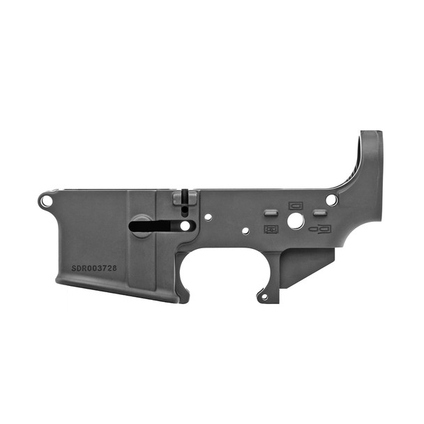 Spikes Tactical AR15 Stripped Lower - No Logo II