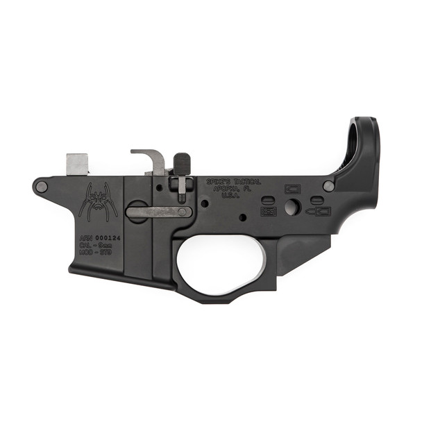 Spikes Tactical 9mm Colt Style Lower
