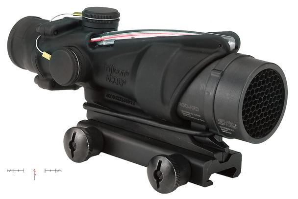 Trijicon Acog 4x32 Dual Illuminated