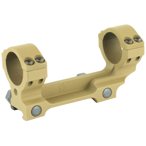 Knights Armament Scope Mount - 30mm Taupe