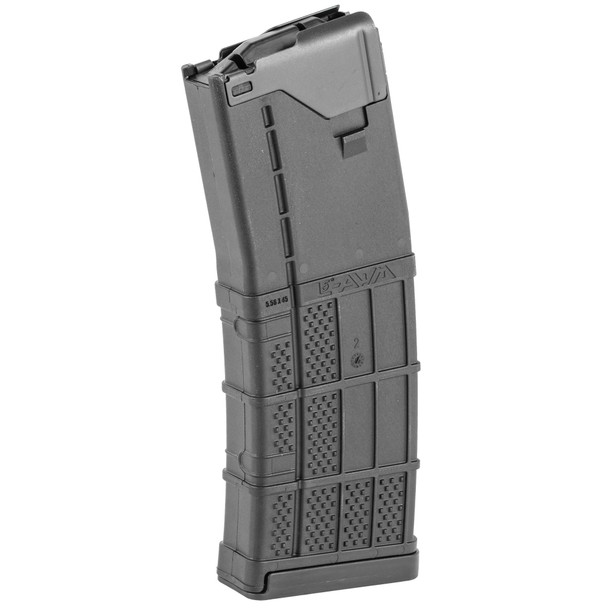 Lancer L5 Advanced Warfighter Magazine 223/556 30rd - Black