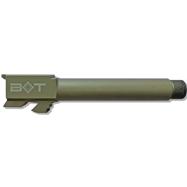 Backup Tactical Glock 19 Threaded Barrel