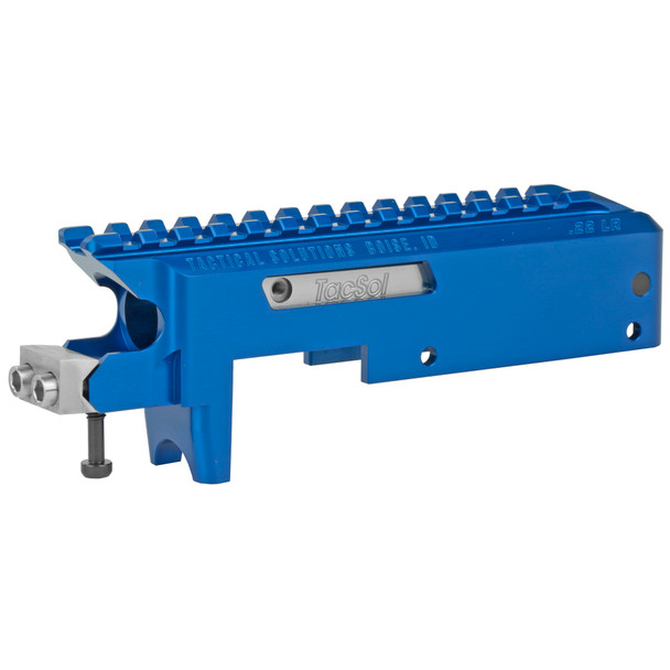 Tactical Solutions X-Ring 10/22 Receiver - Blue