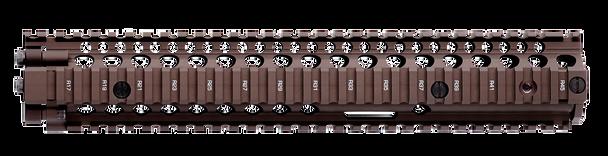 Daniel Defense M4A1 RISII Rail