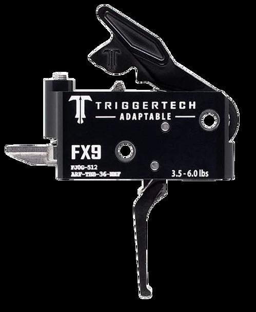 Trigger Tech AR15 Adaptable FN FX9 Flat Trigger