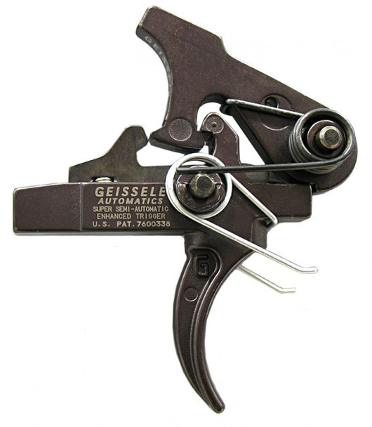 Geissele Super Semi-Automatic Enhanced (SSA-E) Trigger