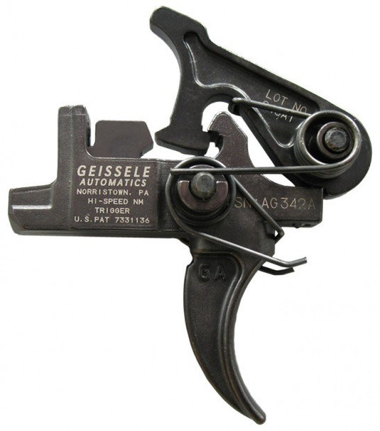 Geissele Hi-Speed National Match - Designated Marksman Rifle (DMR) Trigger