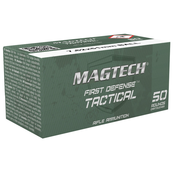 Magtech 762NATO 147Gr Full Metal Jacket - 50rd Box