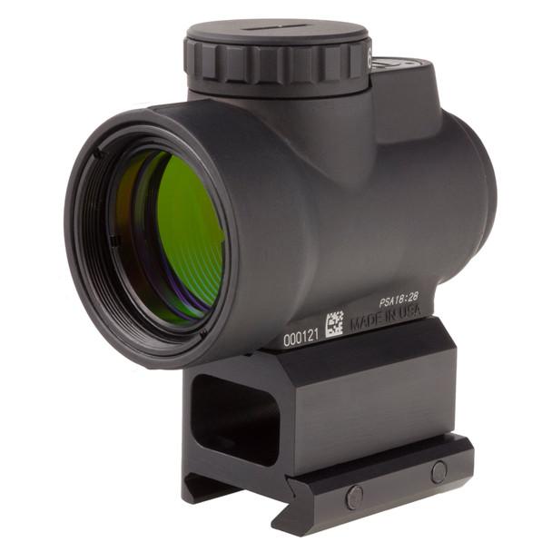 Trijicon MRO Green Dot 1/3 co-witness