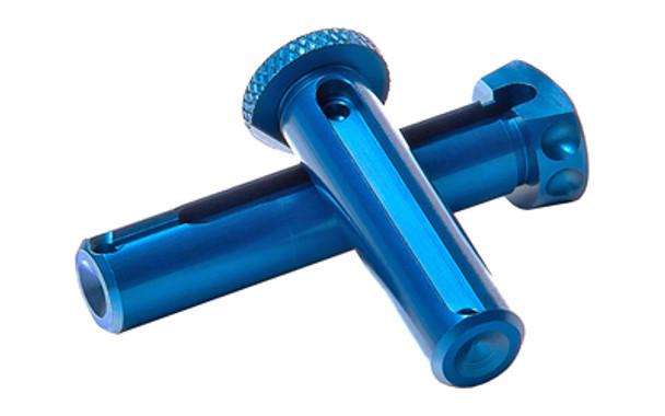 Battle Arms Development Aluminum Takedown Pins - Blue