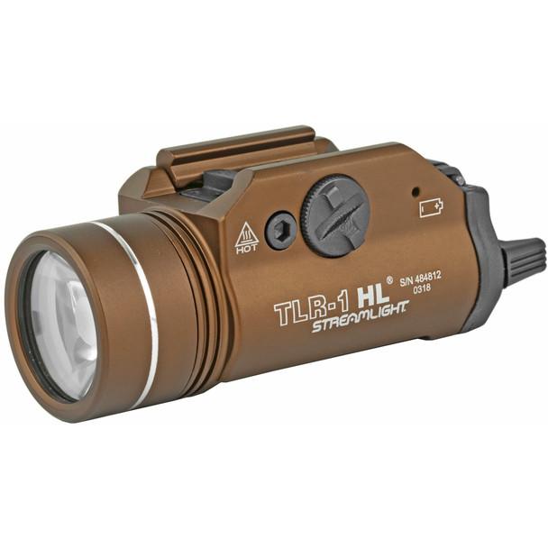 Streamlight TLR-1 HL - FDE Brown
