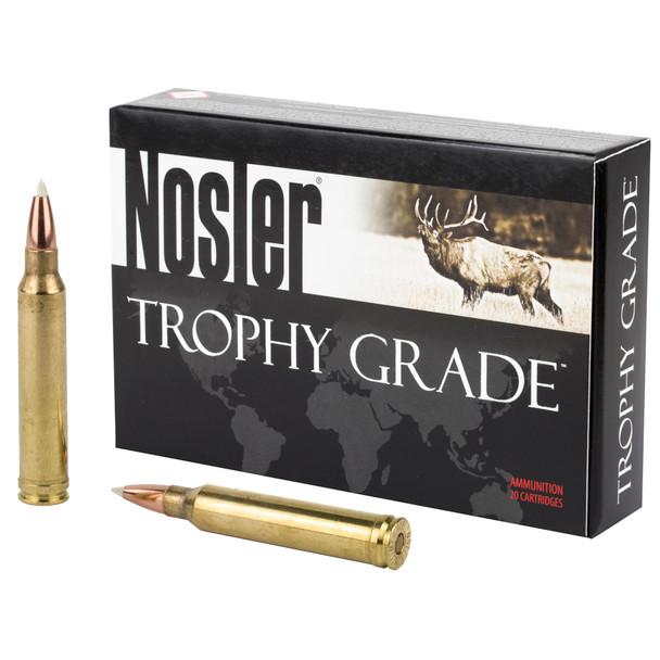 NOSLER - 300 Win Mag 180 Grain AccuBond - 20 Rds