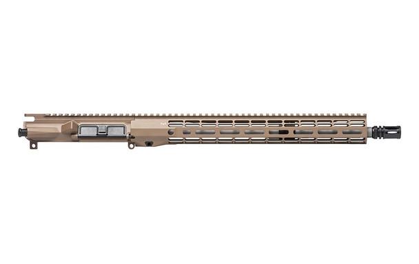 """Aero Precision M4E1-T Complete Upper 16""""- 223 Wylde FDE"""